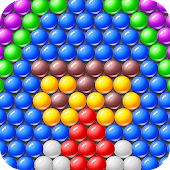 Bubble Shooter - Mystery Legend