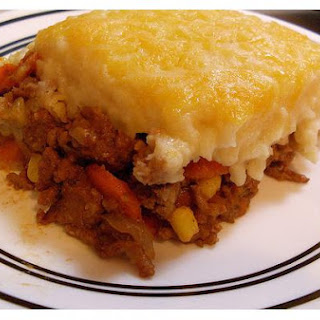 Ryan's Shepherd's Pie.