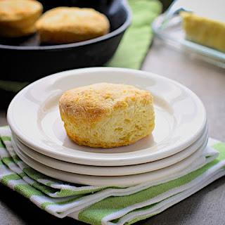 Gluten Free Buttermilk Biscuits.