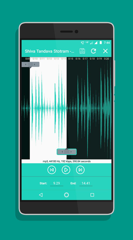 Ringtone Maker - Mp3 Cutter Screenshot 8