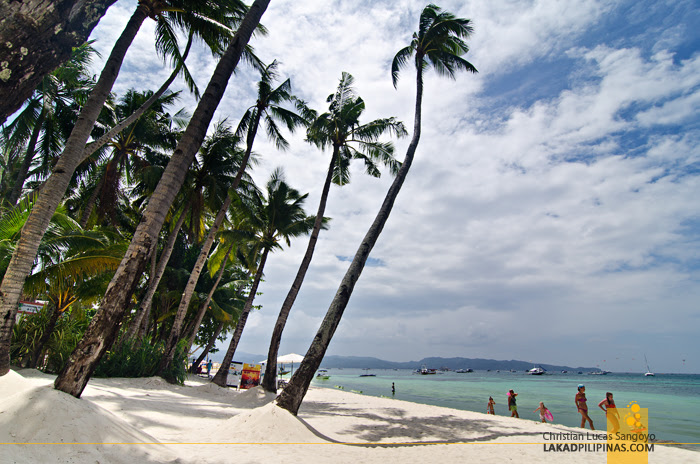 Boracay White Beach Station Three