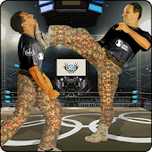 Tag Team Army karate  Fighting Game :World Kung Fu