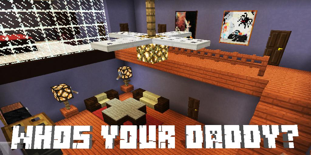Hide N Seek Minecraft PE Maps Screenshot