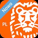 Moje ING mobile icon