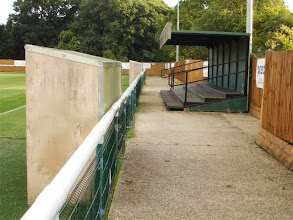 Photo: 03/09/13 v Burnham (Southern League Premier Division) 1-1 - contributed by Gyles Basey-Fisher