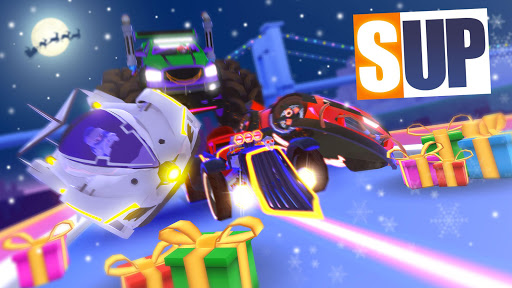 Download SUP Multiplayer Racing MOD APK 1