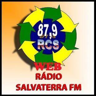 Web Rádio Salvaterra - náhled