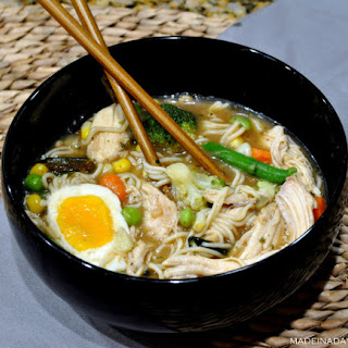 Easy Homemade Miso Ramen