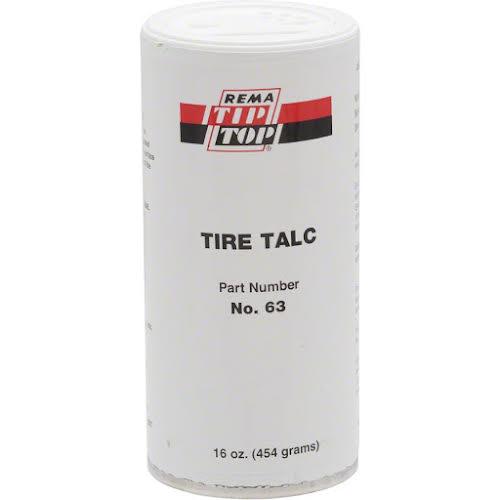 Rema Tire Talc, 16oz (500g) Shaker