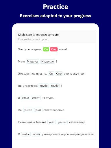 Learn Russian - Wlingua screenshot 9