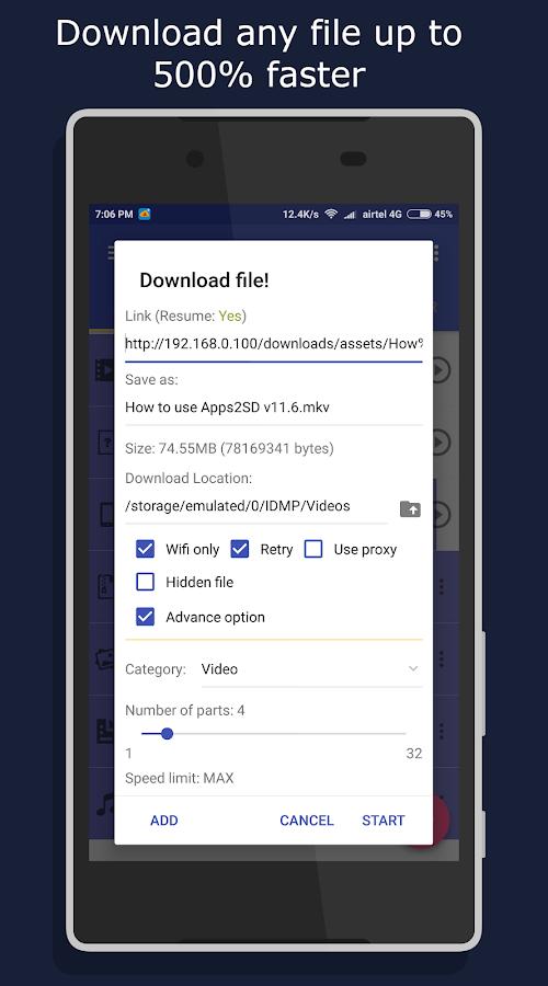 idm audio torrents 25 android