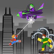 Spider Masks Battle: Amazing Spider Hero Fight