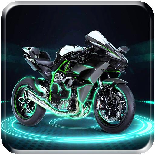 Super Sportbike Live Wallpaper