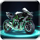 Super Sportbike Live Wallpaper