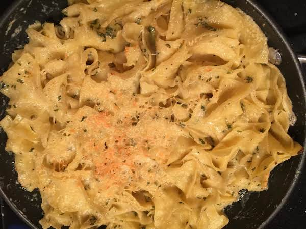 Buttery Noodles Recipe