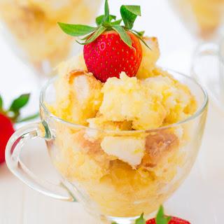 Angel Pineapple Lush Parfaits Recipe