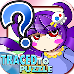 Traced to Puzzle Icon