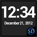 SD DigiClock Widget icon