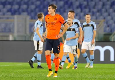Club Brugge is uitgeschakeld in de Champions League na een gelijkspel tegen Lazio