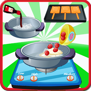 games cooking cherry cooking for PC and MAC