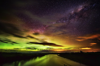 Photo: The World Has Not Ended in New Zealand  I am sitting here where the timezones begin, and even though it is well known that the Mayans hated the Kiwis most, everything is cool.  I'll get more photos up athttp://www.StuckInCustoms.com from the Aurora too!