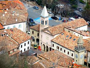 Photo: San Marino - Borgo Maggiore, Piazza Grande