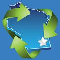 Waukesha County Recycles icon