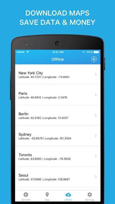 Free Wifi Nyc Map.Wifi Finder Free Wifi Map Apk Download Apkindo Co Id