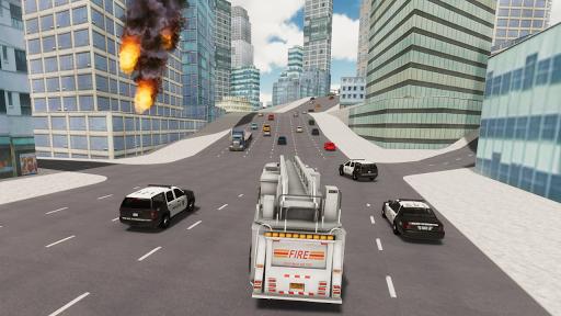 Fire Truck Driving Simulator Apk 1