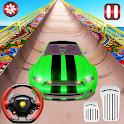 Ultimate Ramp Car Stunts icon