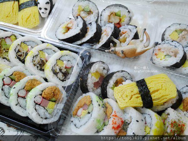 阿裕壽司,台中講到平價壽司店第一個就會想到他! 生魚片跟味噌湯人氣爆棚,花壽司也是熱門款