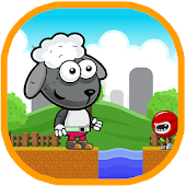 Baby Sheep Run Android APK Download Free By Simon Frederick