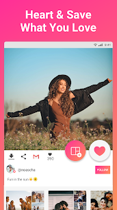 We Heart It MOD APK 8.3.1 [No Watermark + Unlimited Downloads] 3