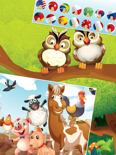 54 Animal Jigsaw Puzzles for Kids ud83eudd80 screenshots 11