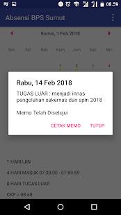 App Absensi BPS Sumut APK for Windows Phone