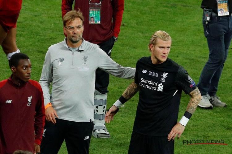 Retour à Liverpool pour Loris Karius?