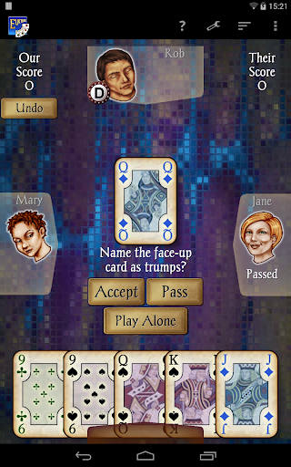Euchre Free screenshot 23