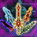 Idle Dark Sword King icon