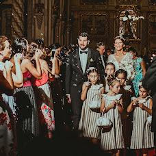 Wedding photographer Valery Garnica (focusmilebodas2). Photo of 17.10.2018