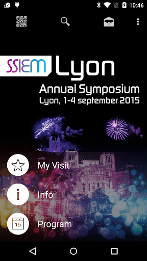 SSIEM Annual Symposium Lyon