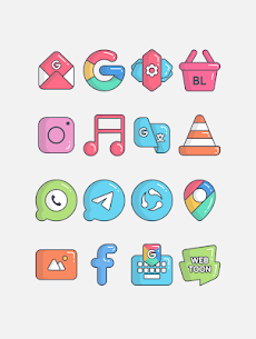 Olympia – Icon Pack (MOD, Paid) v1.2 4