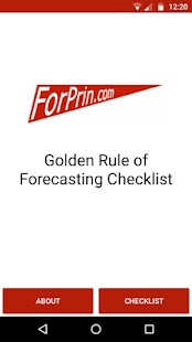 Forecasting Principles- screenshot thumbnail