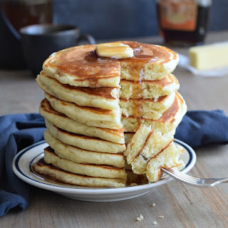 Pancakes From Scratch.