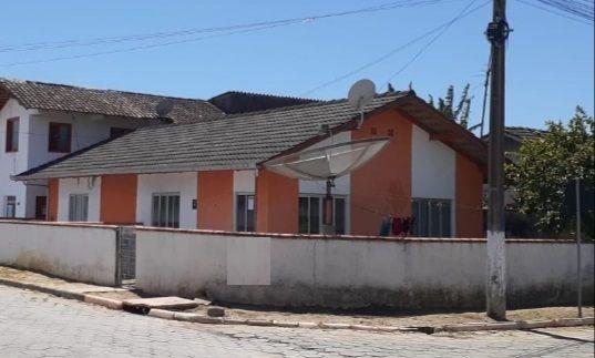 Casa com 2 dormitórios à venda, 80 m² por R$ 170.000 - Praça - Tijucas/SC