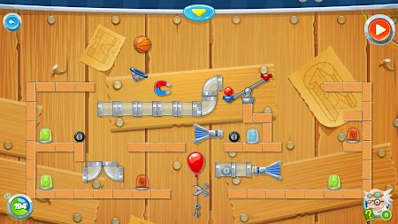 Rube's Lab - Physics Puzzle APK screenshot thumbnail 2