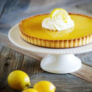 Lemon Tart.