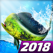 Let's Fish: Sport Fishing Games. Fishing Simulator