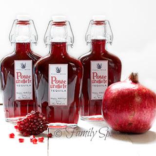 Pomegranate Tequila.