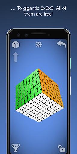 Magic Cube Puzzle 3D 1.14.4 screenshots 5