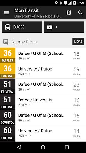 Winnipeg Transit Bus - MonTra…